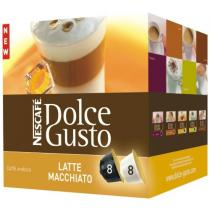 Nescafé Dolce Gusto Latté Macchiatto 16 ks Kapsle