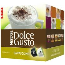 Nescafé Dolce Gusto Cappuccino 16 ks Kapsle