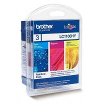 Brother LC1100HYRBWBP