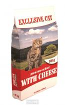 Delikan Cat Exlusive with Cheese 10 kg