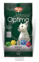 Visán Optima Adult Mini Chicken & Rice 3 kg