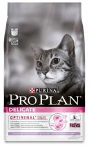 Purina Pro Plan Cat Delicate Turkey & Rice 1,5 kg