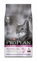 Purina Pro Plan Cat Delicate Turkey & Rice 3 kg