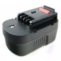 Power Energy Battery Baterie pro Black and Decker Firestorm FSB14 3300 mAh