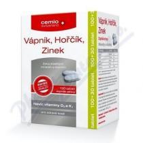 Cemio Vápník Hořčík Zinek