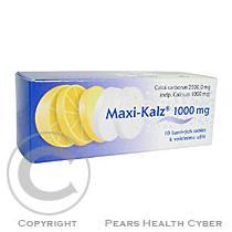HERMES PHARMA MAXI-KALZ 1000 10X1000mg
