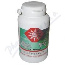 HIGH STANDARD PRODUCT Multivitamin-minerál s echin.+ginkgo tbl.100