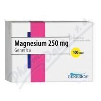 GENERICA Magnesium 250 tbl. 100