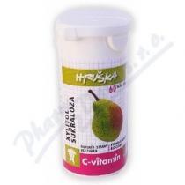 RAPETO C-Vitamin 100mg - Hruška se sukralózou tbl.60