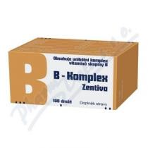 ZENTIVA B-komplex Zentiva drg.100 glass