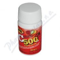 MARTIN LYSÁK - JML Vitamin C tbl. 32x500 mg s šípky