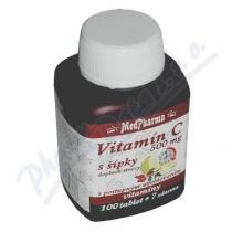 Kabco Vitamín C 500mg s šípky tbl.107.