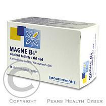 SANOFI WINTHROP MAGNE B6 50