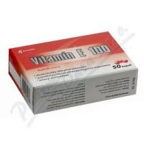 NOVENTIS Vitamín E 100mg cps. 50