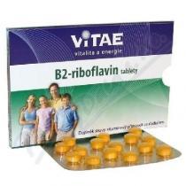 FAVEA Riboflavin tbl.30