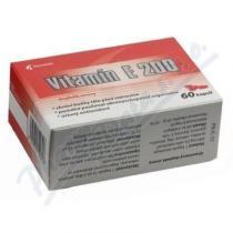 NOVENTIS Vitamín E 200 cps.60
