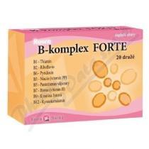 ROSENPHARMA Rosen B-komplex FORTE drg.25