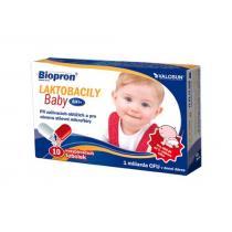 VALOSUN Biopron LAKTOBACILY Baby BiFi+ tob.10