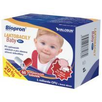VALOSUN Biopron Laktobacily Baby BiFi+ tob.60