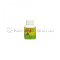 HEMANN Ginkgo maca bylinné tablety 100 tbl. á 600 mg