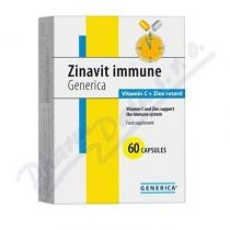GENERICA Zinavit immune cps.60