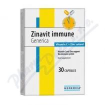 GENERICA Zinavit immune cps.30