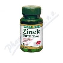 NATURE´S BOUNTY Zinek Forte 25mg tbl.30