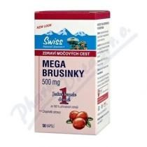 Swiss Mega Brusinky (50 kapslí)