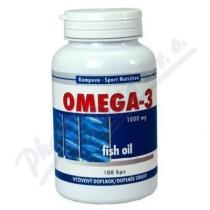 KOMPAVA Omega-3 1000mg cps.100