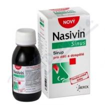Biomedica Nasivin Sinus sirup 100ml