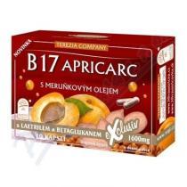 TEREZIA B17 APRICARC s meruňkovým olejem cps.50+10
