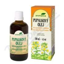 AROMATICA CZ Pupalkový olej s beta-kar. a vitamínem E 100ml