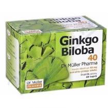DR.MÜLLER Ginkgo Biloba 40 cps.60