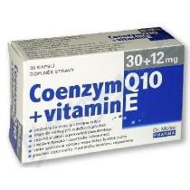 Dr. Müller Coenzym Q10 30mg + vitamín E 12mg (30 kapslí)