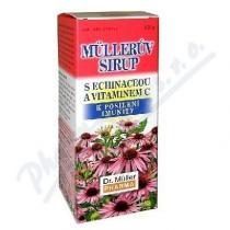 Dr. Müller Müllerův sirup - s echinaceou a vitamínem C (130g)