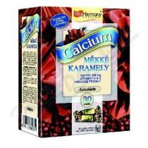 VITA HARMONY CALCIUM Měkké karamely čokoládové 30ks