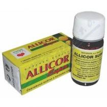 Naturvita Allicor Super česnek (60 tablet)