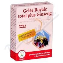 PETERS BESTES Gelée Royale total plus Ginseng cps.30