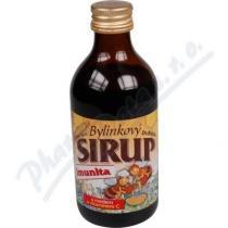 Jankar Sirup bylinkový - na imunitu, extra silný (325g)