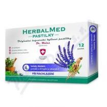 Simply You HerbalMed Dr. Weiss - šalvěj, ženšen, vitaním C (12 pastilek)
