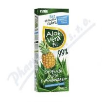 Virde Aloe Vera gel - s ananasem (500ml)