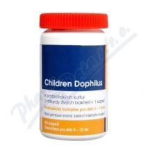 Harmonium Children Dophilus (40 kapslí)