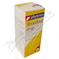 Neofyt Phyteneo Jitrocelový Sirup BIO - od 1 roku (250 ml)