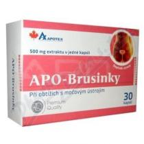 Profarma APO-Brusinky 500mg (30 kapslí)