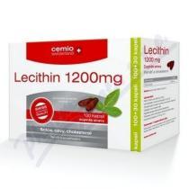 Cemio Lecithin 1200mg (100+30 kapslí)