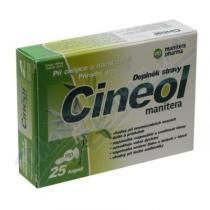 manitera-pharma Cineol manitera 100mg cps.25
