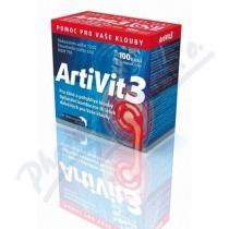 MaxPharma ArtiVit 3 (100 kapslí)