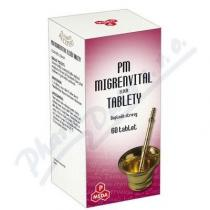 Purus Meda PM MigrenVital elixír (60 tablet)