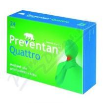 SVUS Pharma Preventan Quattro (24 tablet)