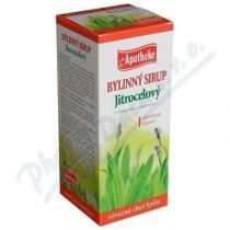 Mediate Apotheke JitrocelovýSirup - s přírodním vitamínem C (320g)